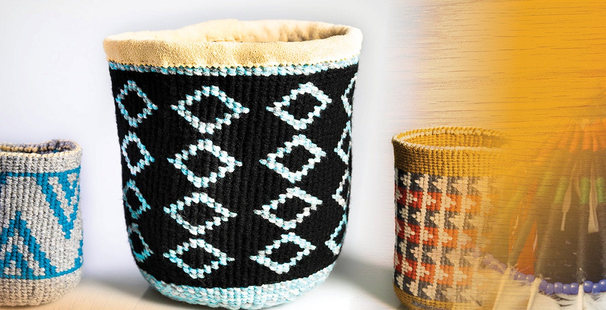 Make Your Own Full Size Plateau Basket