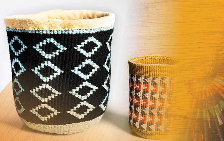 More Info for Plateau Basketry Basics
