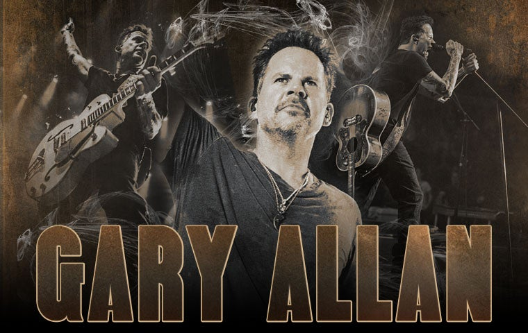 More Info for *Postponed* Gary Allan