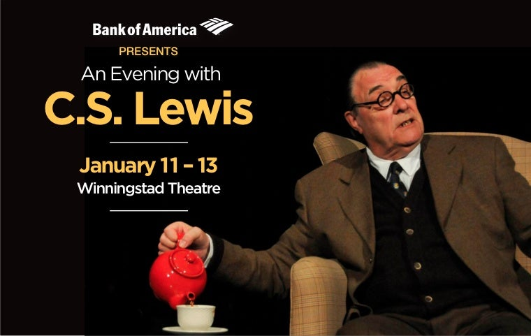 More Info for My Life's Journey; An Evening with ....C.S. Lewis