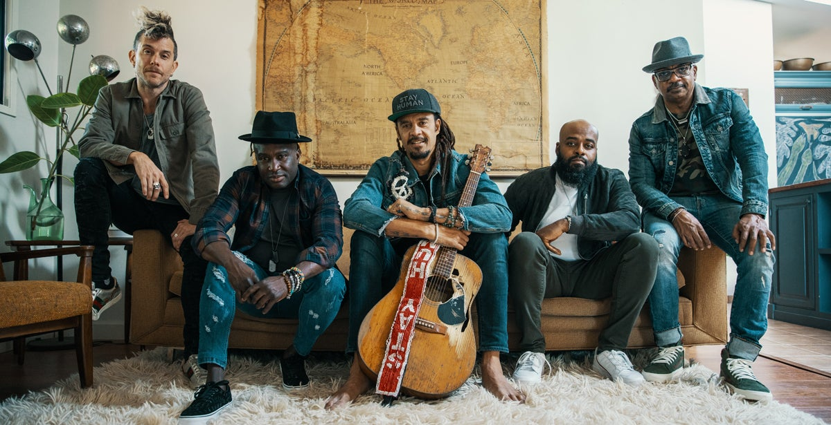 *CANCELLED* Michael Franti & Spearhead