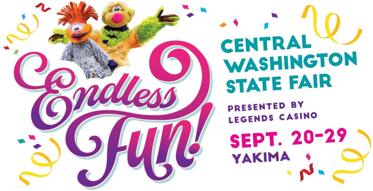 2019 Central Washington State Fair Ticketswest