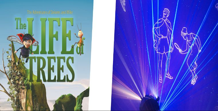 More Info for Double Feature: Life of Trees / Perseus & Andromeda