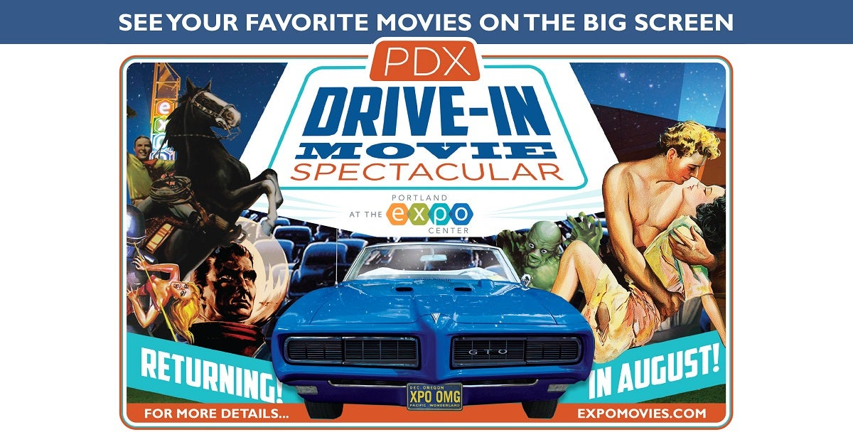 The PDX Drive-In Movie Spectacular!