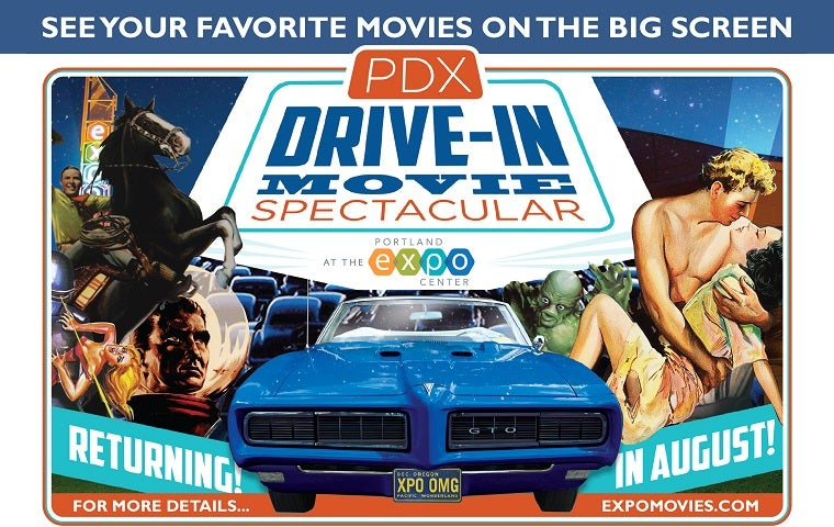 More Info for The PDX Drive-In Movie Spectacular!