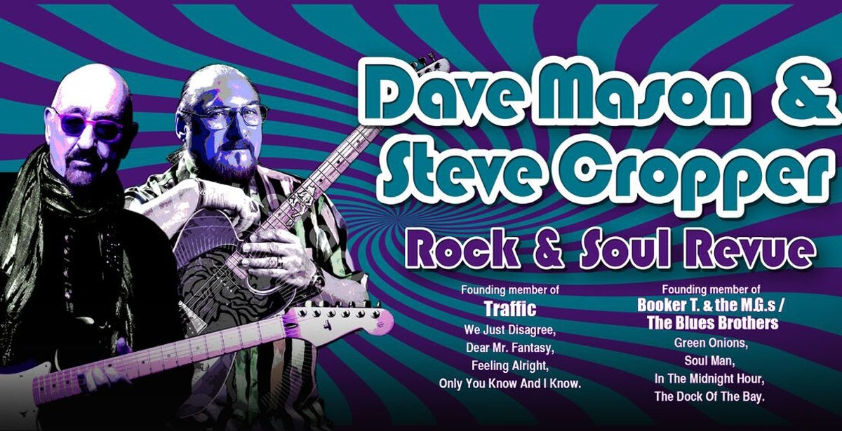 Dave Mason & Steve Cropper