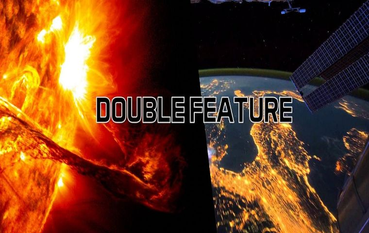 More Info for Double Feature: Bella Gaia / Solar Superstorms