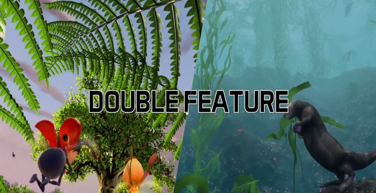 More Info for Double Feature: Life of Trees / Habitat Earth