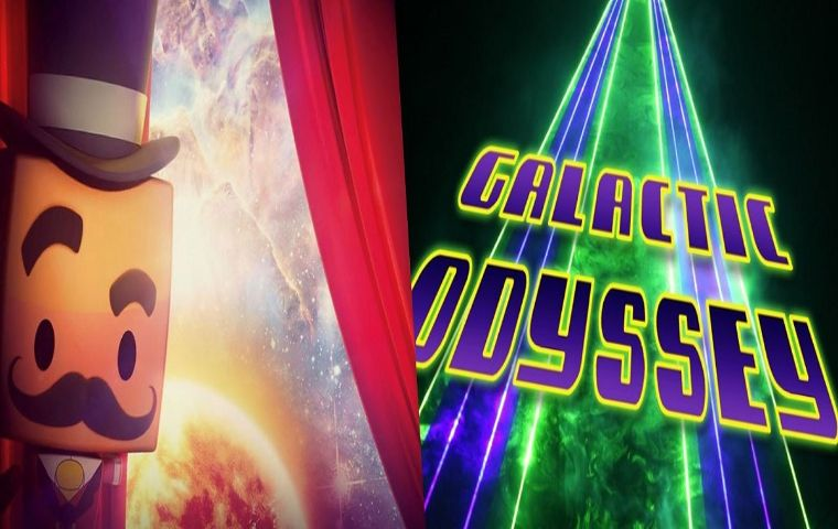 More Info for Double Feature: We Are Stars/Laser Galactic Odyssey
