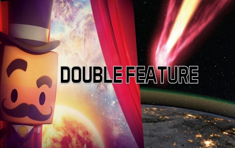 More Info for Double Feature: We Are Stars / Incoming!