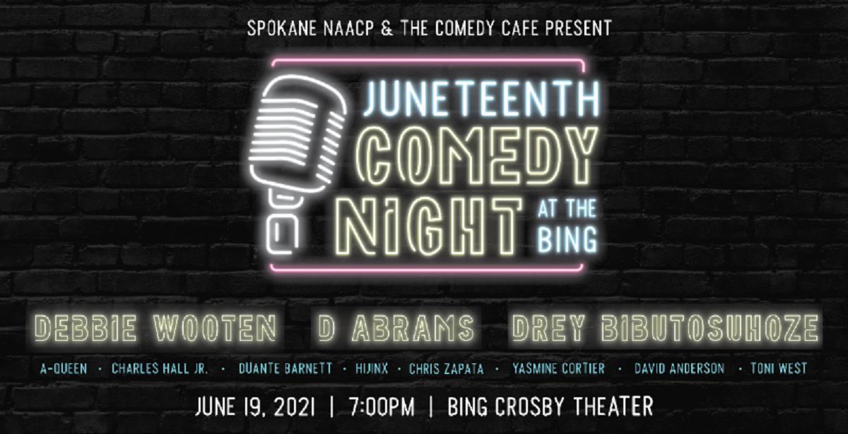 Juneteenth Comedy Night