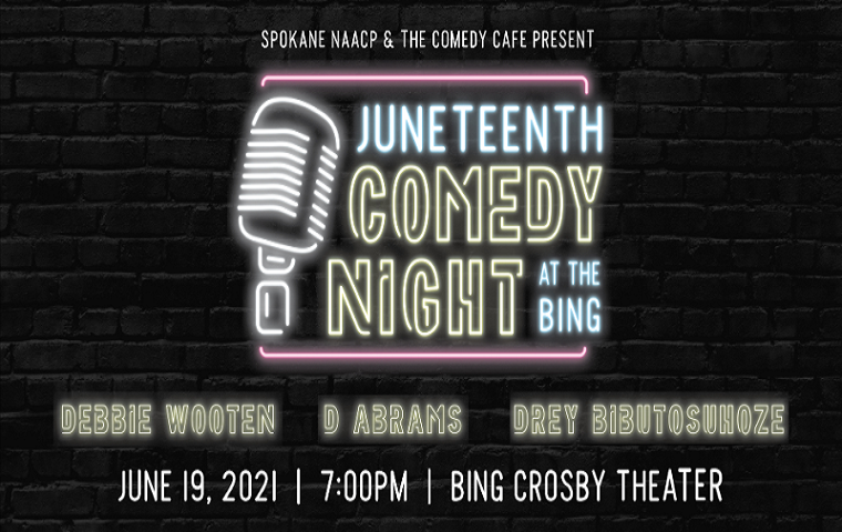 More Info for Juneteenth Comedy Night