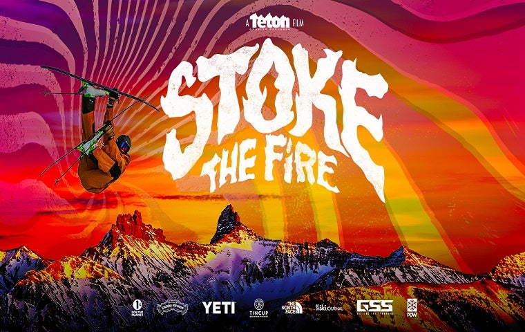 More Info for Teton Gravity Research - Stoke the Fire