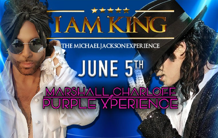 More Info for Marshall Charloff Purple Xperience & I AM KING