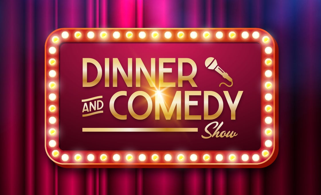 Dinner and Comedy at Coeur d'Alene Casino