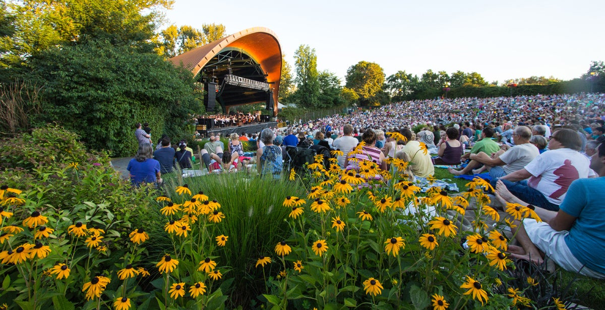 Eugene Symphony in the Park