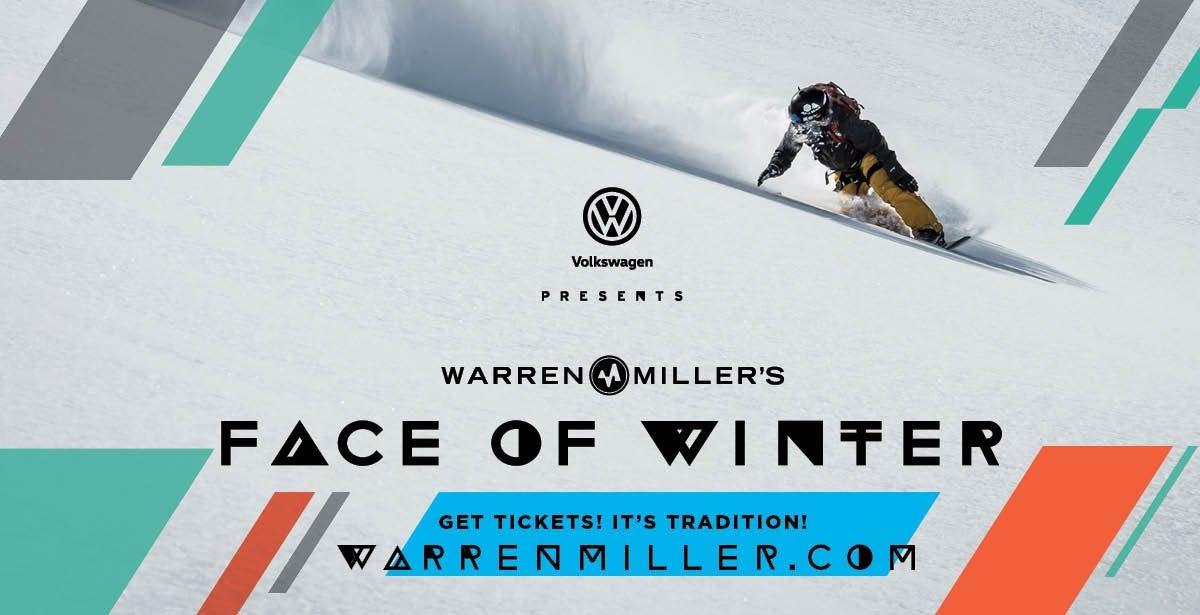 Volkswagen Presents Warren Miller's Face of Winter