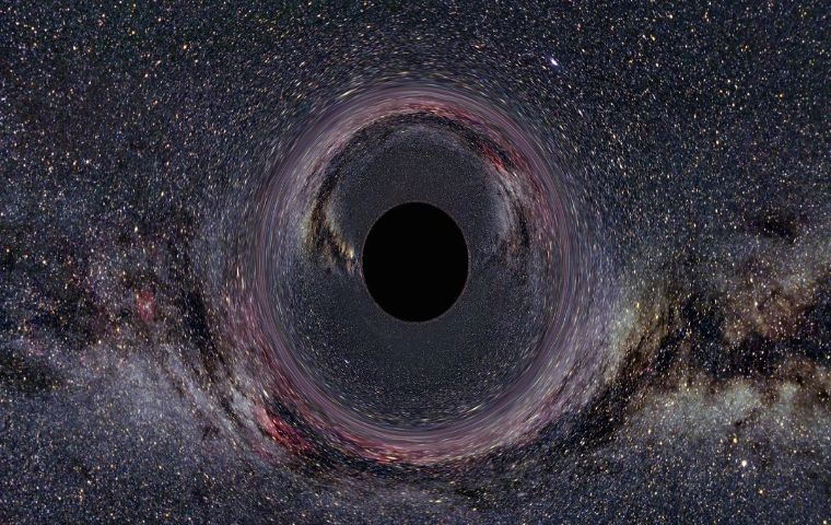 More Info for Black Holes: The Other Side of Infinity