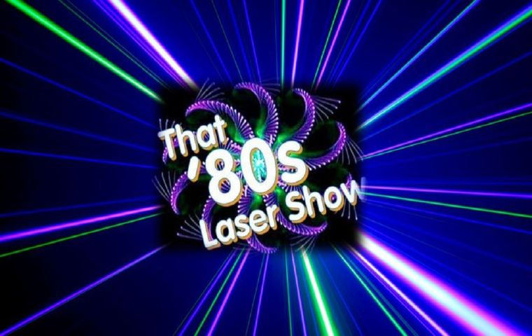 More Info for Laser That 80s Show