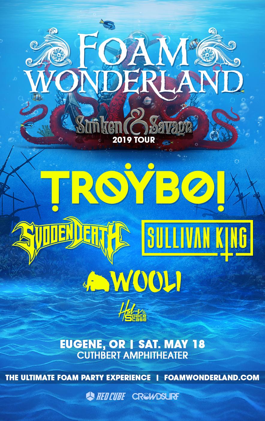 More Info for Foam Wonderland