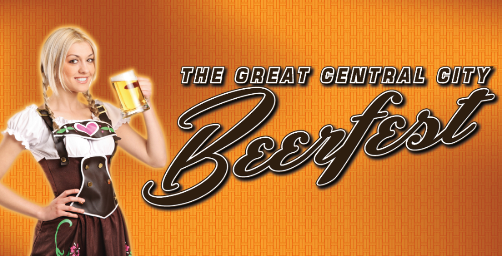 The Great Central City Beer Festival