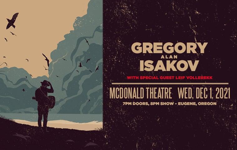 More Info for Gregory Alan Isakov