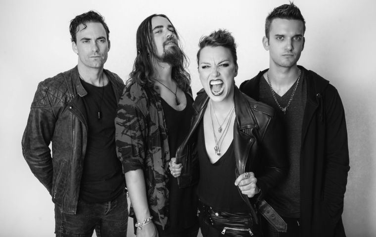 More Info for Halestorm + In This Moment