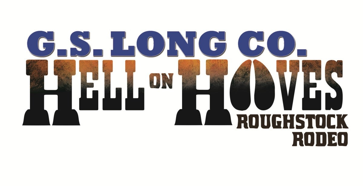 Hell on Hooves Roughstock Rodeo