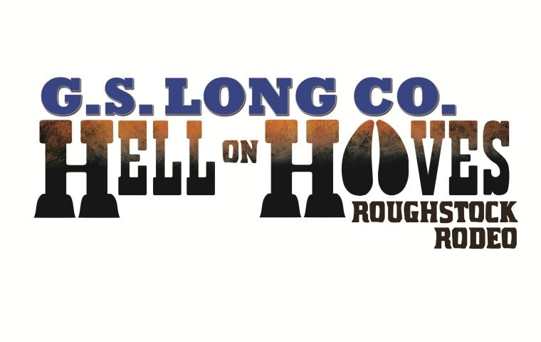 More Info for Hell on Hooves Roughstock Rodeo