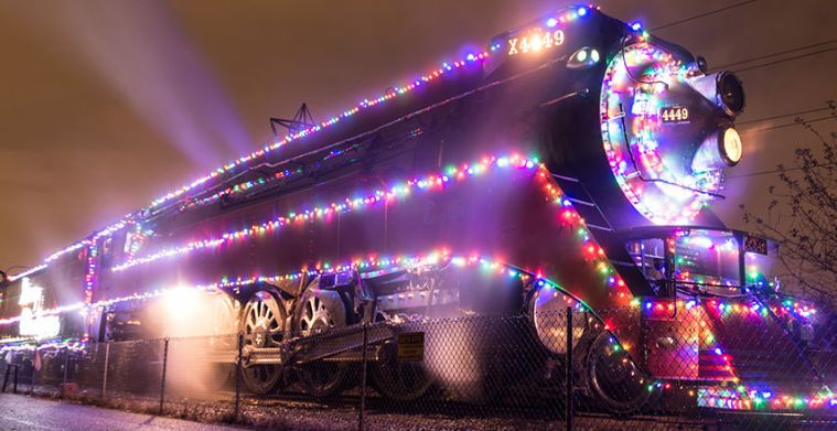 More Info for Holiday Express Train