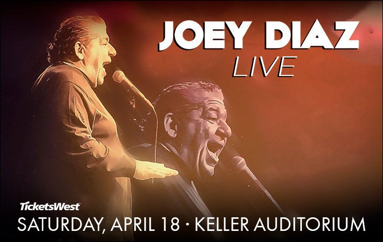 More Info for Joey Diaz Live!