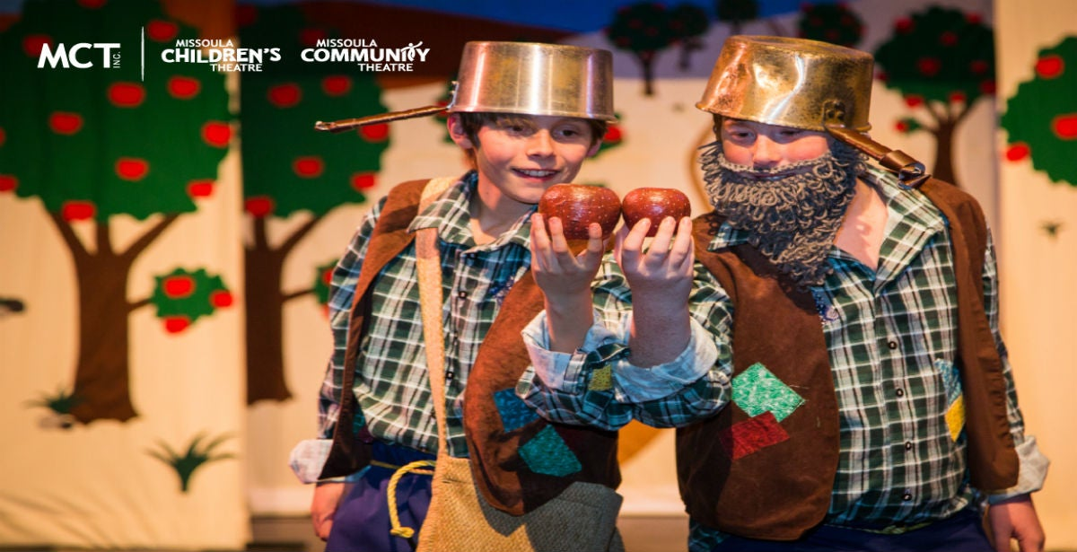 Missoula Children's Theatre: Johnny Appleseed