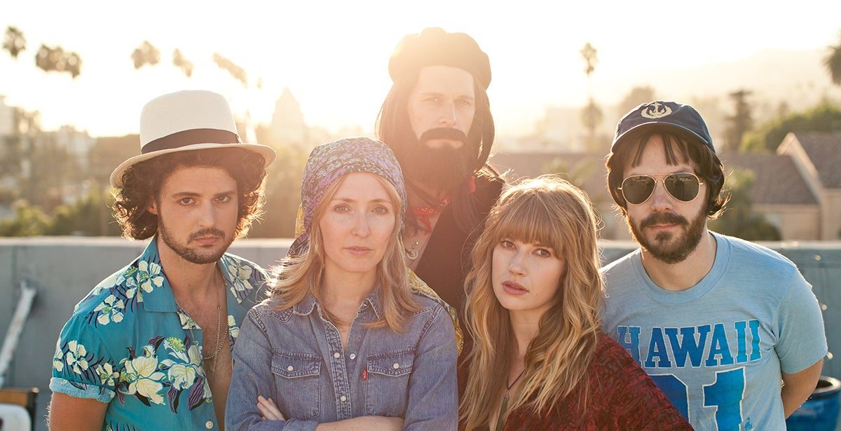 The Ute Theater Presents Rumours: The Ultimate Fleetwood Mac Tribute Show