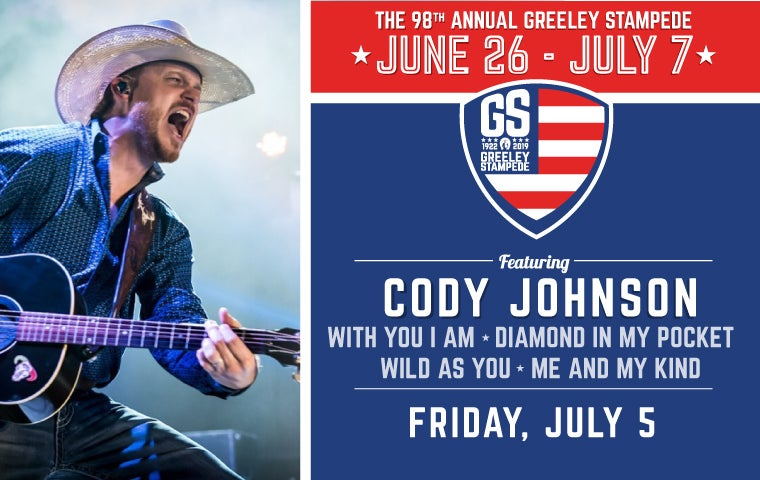 More Info for Cody Johnson