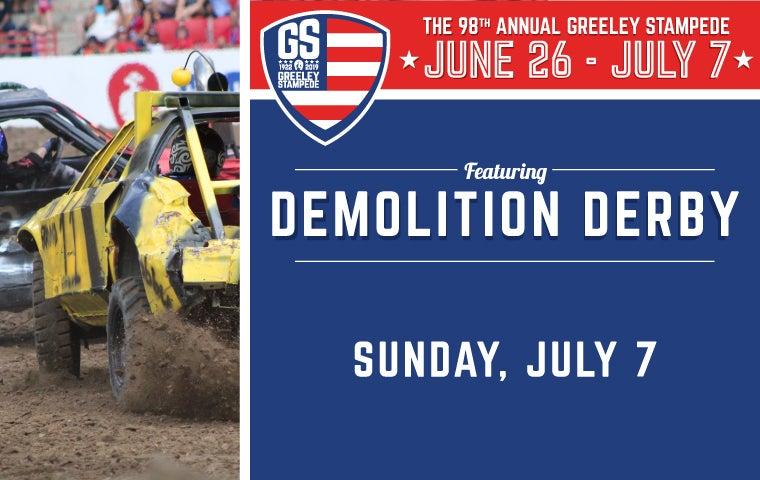 More Info for Demolition Derby