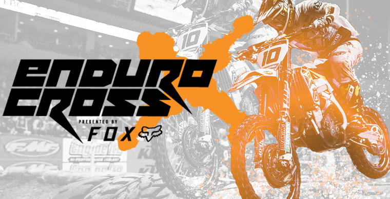 More Info for EnduroCross Presented by Fox Racing