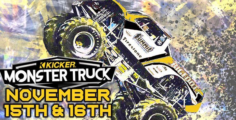More Info for Kicker Monster Truck Winter Nationals