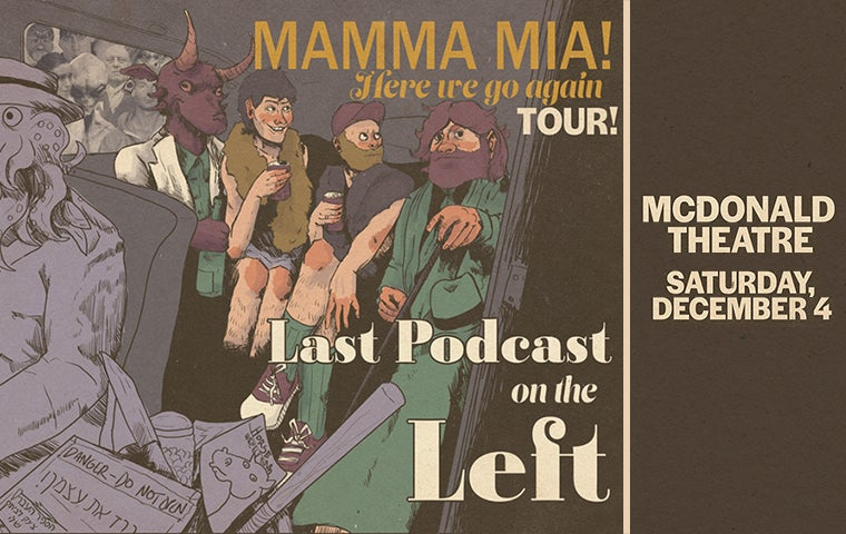 More Info for Last Podcast on the Left