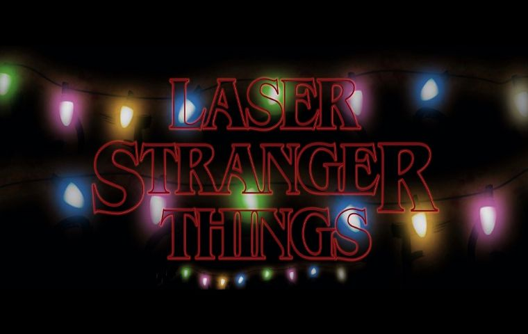 More Info for Laser Stranger Things