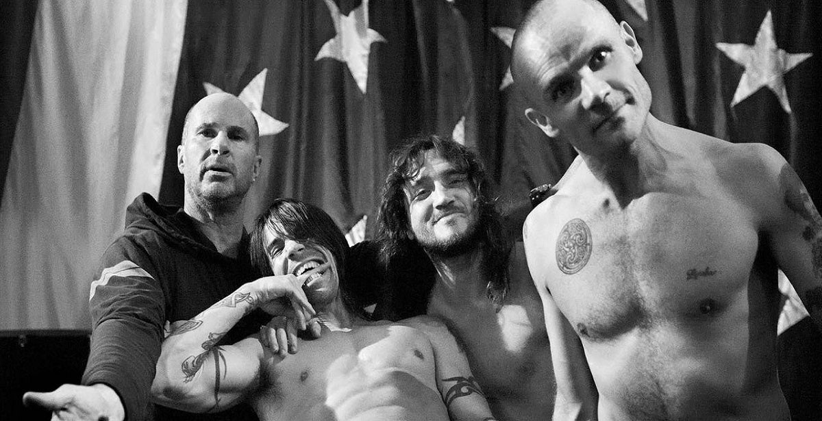 Red hot chili pepper's flea experimented sexually with men as a youngster