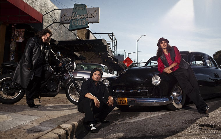 More Info for Los Lonely Boys