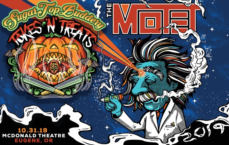 More Info for Tokes N Treats with The Motet