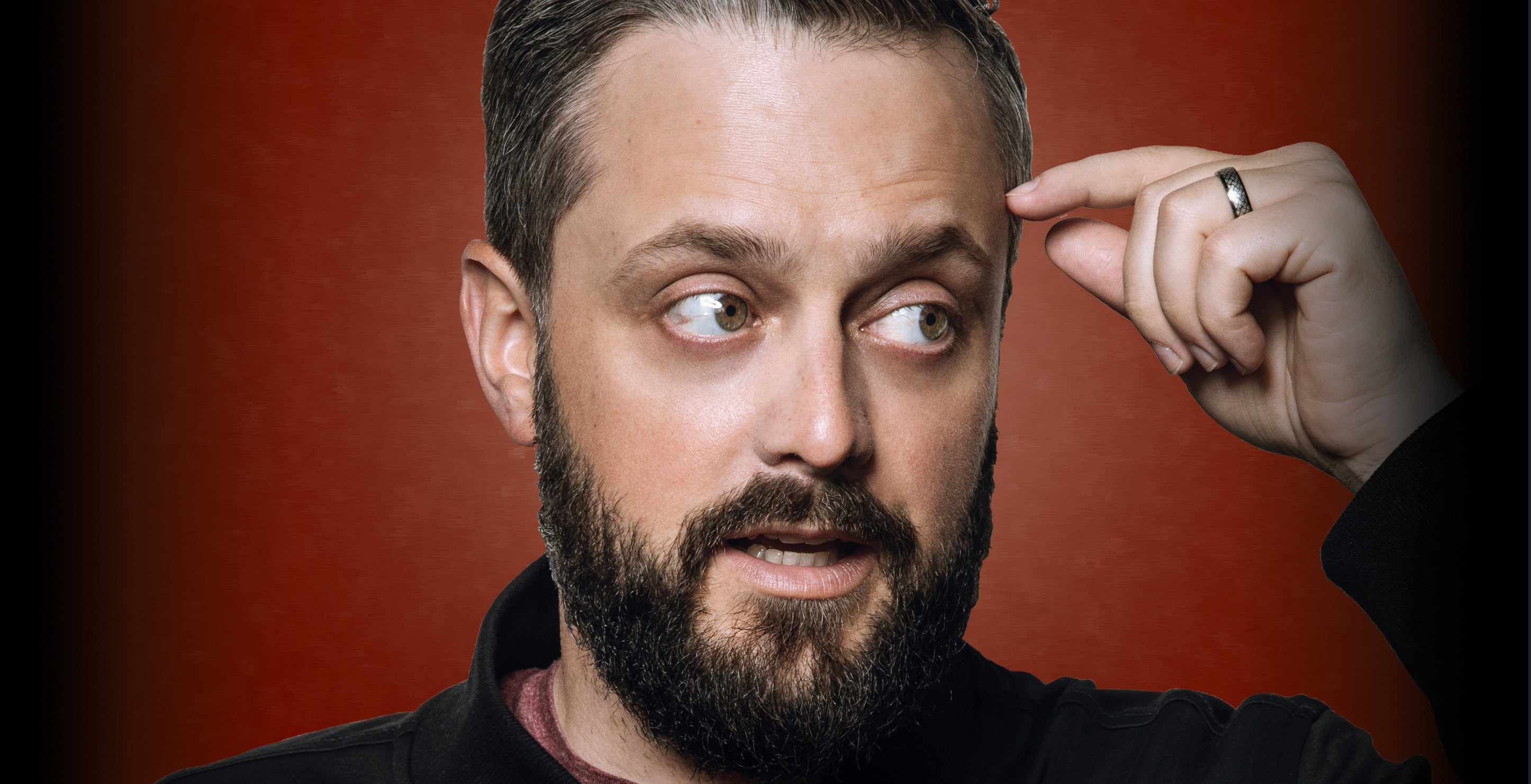 *RESCHEDULED* Nate Bargatze