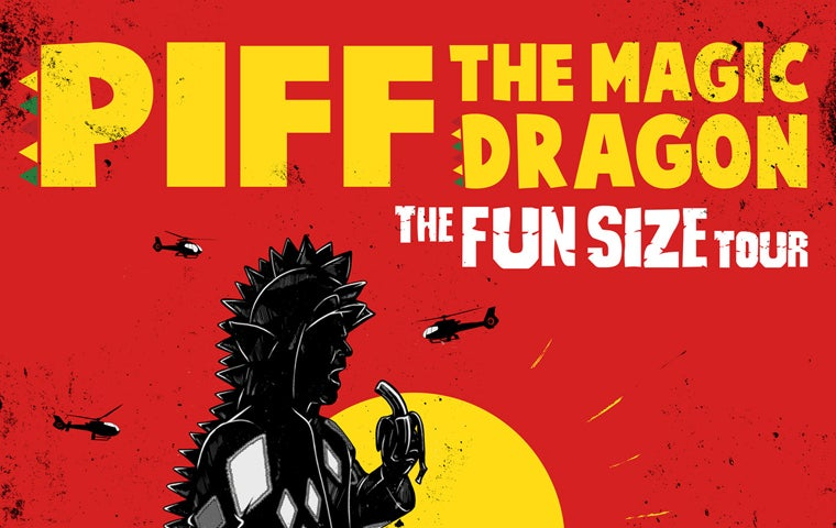 More Info for *RESCHEDULED* Piff the Magic Dragon