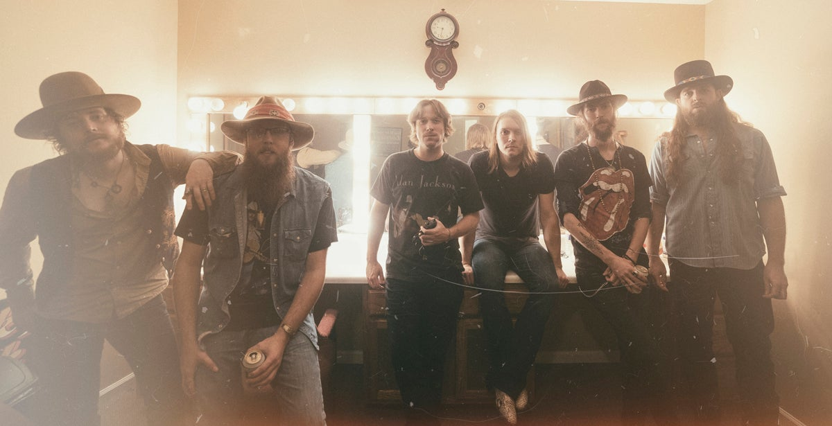 *SOLD OUT* Whiskey Myers
