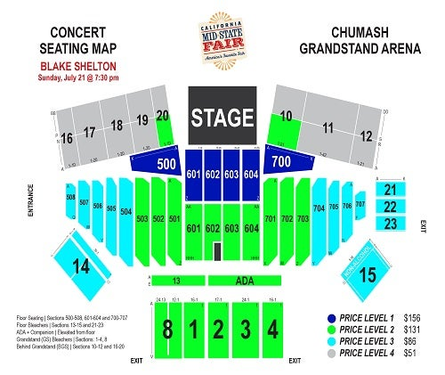 Blake Shelton | TicketsWest