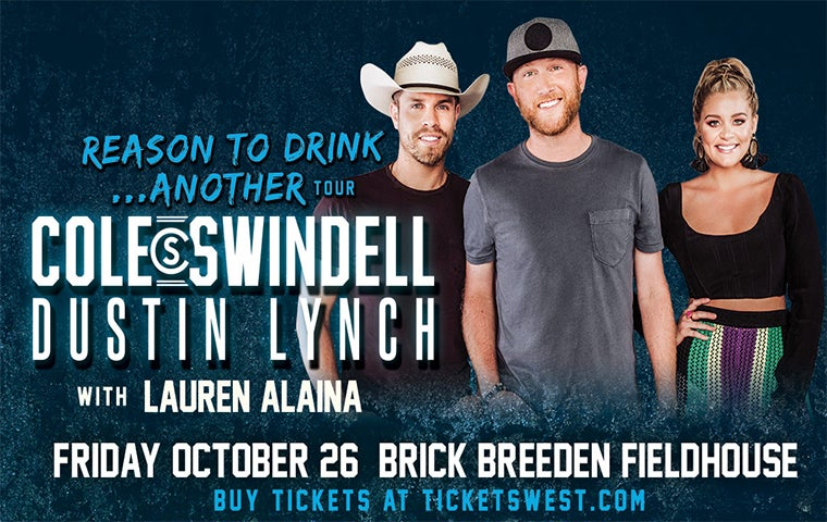More Info for Cole Swindell & Dustin Lynch