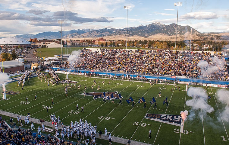 More Info for Montana State Bobcats Football