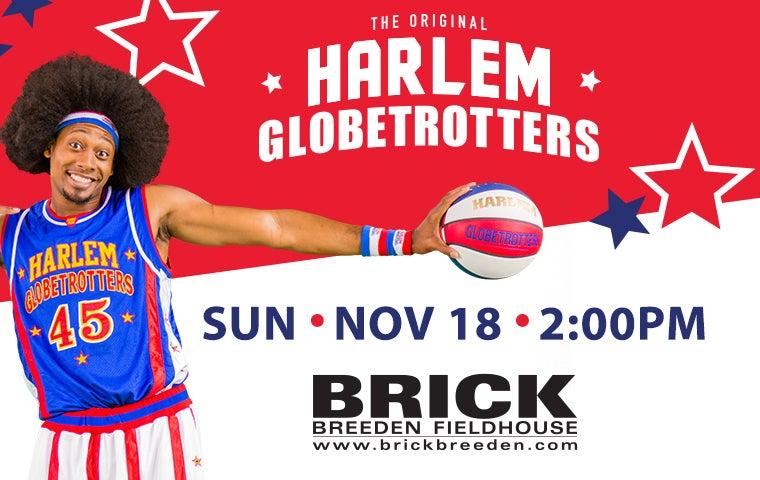More Info for Harlem Globetrotters World Tour