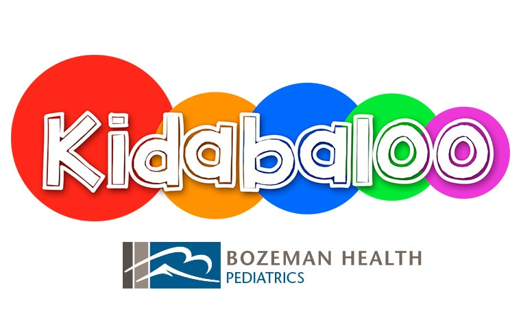 More Info for Kidabaloo - Presented by Bozeman Health Pediatrics